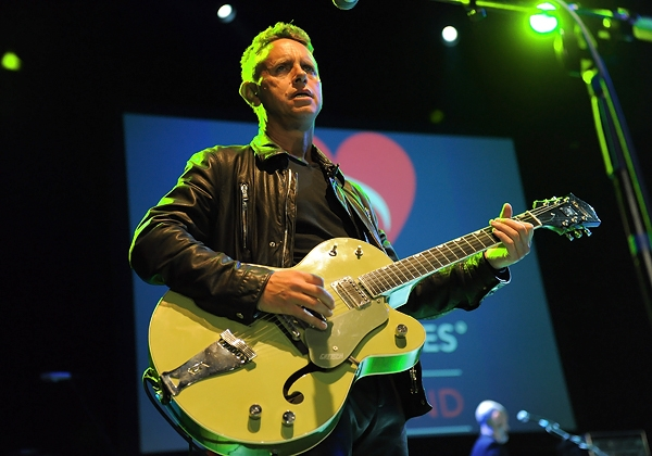 Martin Gore at 7th Annual MusiCares MAP Fund Benefit